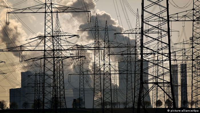 Немецкие энергетические гиганты несут потери вследствие развития возобновляемых источников энергии