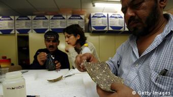 افغانستان برای مرمت آثار باستانی به باستان شناسان حرفه ای و لابراتوارهای مجهز نیاز دارد.