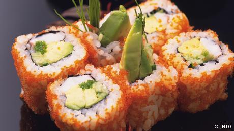 Thema: japanisches / gesundes / Fukushima-verseuchtes Essen (JNTO)