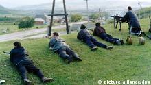 Dagestan Freiwillige Kämpfer