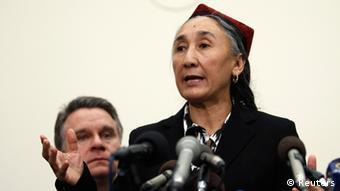 Rebiya Kadeer Uigurische Menschrenrechtsaktivistin