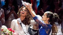 Miss Venezuela Gabriela Isler wird Miss Universe 2013