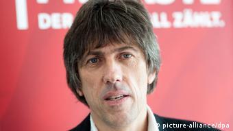 Günter Burkhardt, Geschäftsführer von Pro Asyl (Foto: picture alliance/dpa)