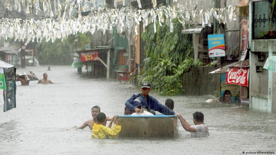 Philippines: A country prone to natural disasters | Asia ...