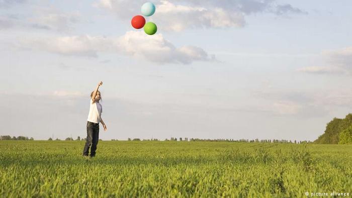 Farben des Glücks. Gott nahe zu sein ist mein Glück (Psalm 73,28 ...