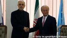 Iran und IAEA unterzeichnen neue Abmachung in Teheran