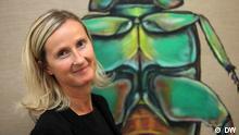 Deutsche Welle Judith Hartl