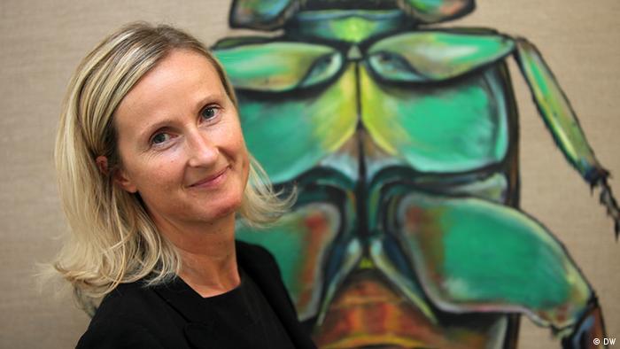 Judith Hartl, Wissen und Umwelt (Foto: DW).