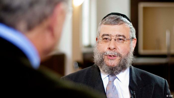 Rabin Pinchas Goldschmidt domaga się przywrócenia w UE pełnomocnika ds. wolności religijnej