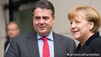 Koalitionsverhandlungen im Willy-Brandt-Haus in Berlin