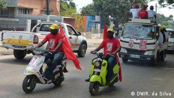 Mosambik Kommunalwahlen 2013