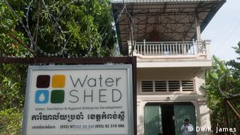 Kambodscha Hygiene Aufklärung NGO WaterSHED