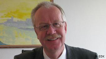 Thomas Begrich, Leiter der Finanzabteilung der EKD Copyright: EDK