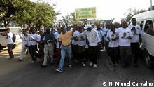 Wer hat das Bild gemacht/Fotograf?: Nelson Miguel Carvalho Wann wurde das Bild gemacht?: 12.11.2013 Wo wurde das Bild aufgenommen?: Nampula, Mosambik Bildbeschreibung: MDM-Kampagne für die Kommunalwahlen in der Stadt Nampula