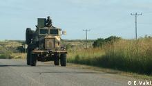 Bereitschaftspolizei Mosambik