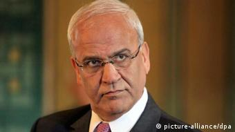 Saeb Erekat (Foto: dpa)