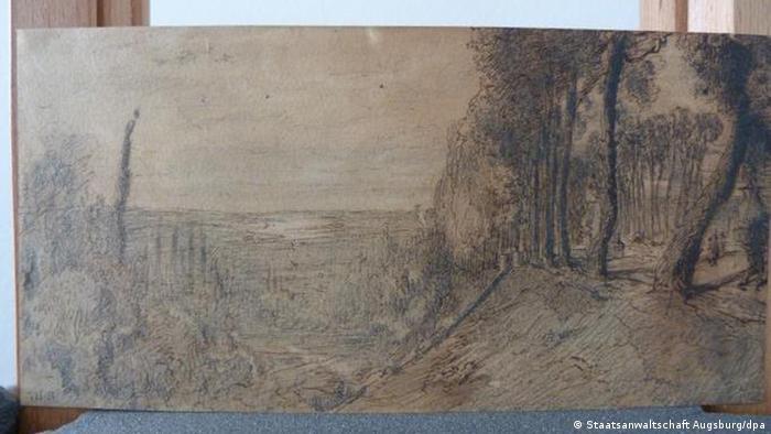 Théodore Rousseau Vue de la vallée de la Seine