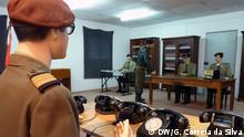 40 Jahre Nelkenrevolution in Portugal - Posto de Comando das Forcas Armadas