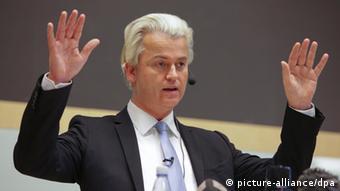 Geert Wilders (Photo: EPA/STR)