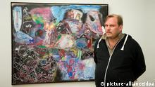 Roberto Yanez Ausstellung Abstraktion Berlin 12.11.2013