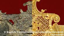 Paradetextilien des sächsischen Kurfürsten August der Starke (1670-1733)