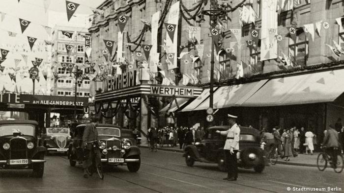 Königstraße 1936 (Stadtmuseum Berlin)