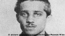 Gavrilo Princip Attentat auf Franz Ferdinand in Sarajevo 1914