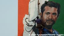 Bildergalerie zu dem indischen Cricketspieler Sachin Tendulkar