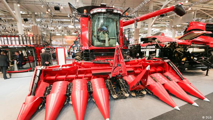 Hannover - Agritechnica 2013