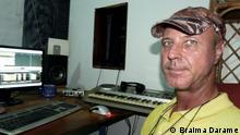 Martin Wobken Wohnung Musiker Guinea Bissau