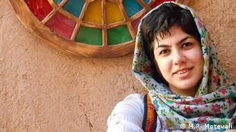 نیکزاد زنگنه، فعال حقوق زنان