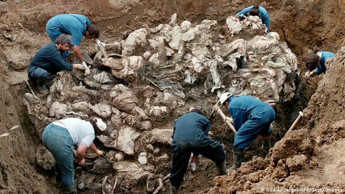 Do danas se pronalaze ostaci žrtava oko Srebrenice