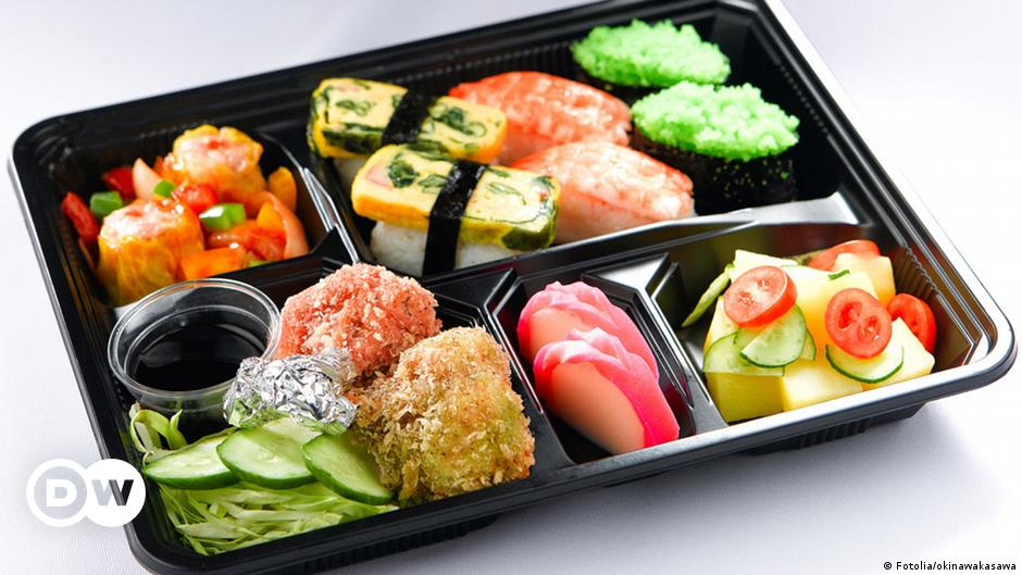 Japan's bento box — so much more than just a packed lunch