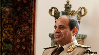 Egypt's Army Chief General Abdel Fattah al-Sisi (REUTERS/Amr Abdallah Dalsh)