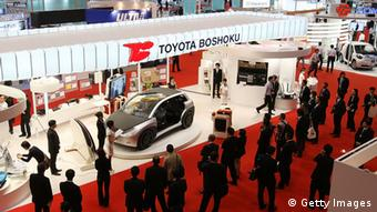 Symbolbild - Tokyo Motor Show (Getty Images)