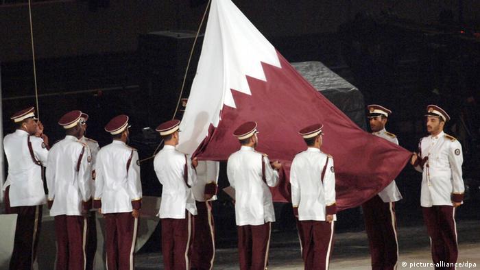 Doha - Eröffnungsfeier der 15. Asienspiele (picture-alliance/dpa)