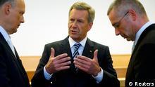 Christian Wulff Prozess 14.11.2013