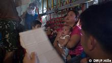 Hilfe aus der Luft Haiyan Philippinen