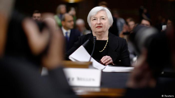 Janet Yellen US FED 14.11.2013