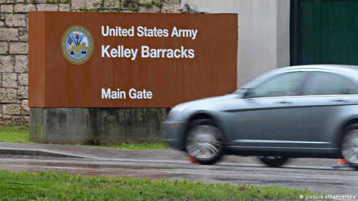Stuttgart AFRICOM Regionalkommando der US-Armee für Afrika