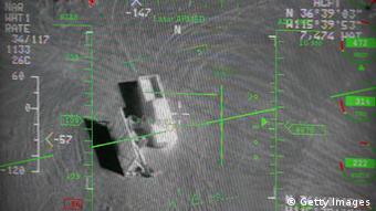 Lokaliziran cilj bespilotne letjelice tipa MQ-9 Reaper