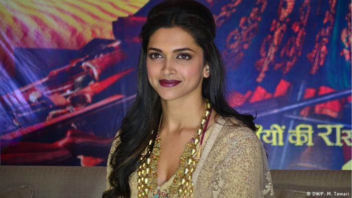 Deepika Padukone Schauspielerin aus Indien