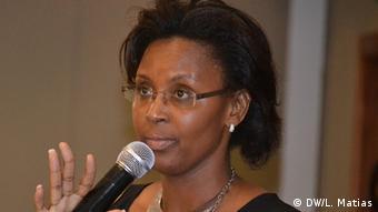 Mosambik Natalia Camba