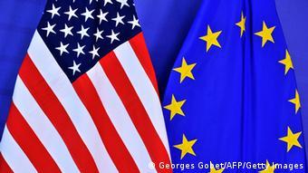Symbolbild EU USA Freihandelszone Gespräche