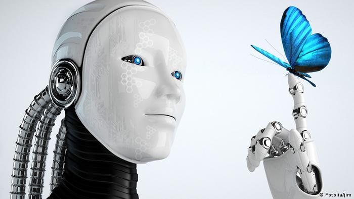 مشروع علمي لتطوير روبوت يعمل كالإنسان منوعات نافذة Dw عربية على حياة المشاهير والأحداث الطريفة Dw 14 01 2014