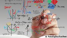 Symbolbild: Formeln/Wissenschaft