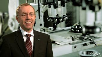 Ralph Wiechers, Asociația Germană a Industriei Constructoare de Mașini