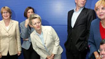 Bündnis 90 Die Grünen Wahl des Fraktionsvorsitzenden Bundestagswahl 2005