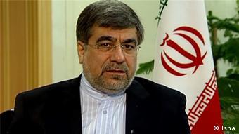 Ali Jannati Iran Kulturminister