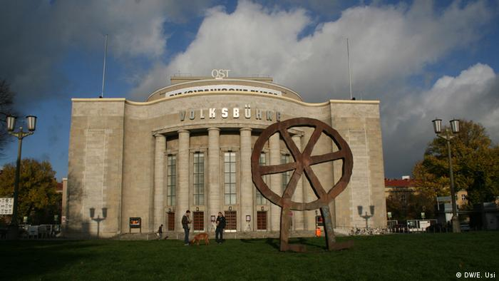 Volksbühne in Berlin